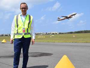 How health can help secure Coast's new flights