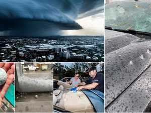 Brutal storms' trail of devastation across southeast