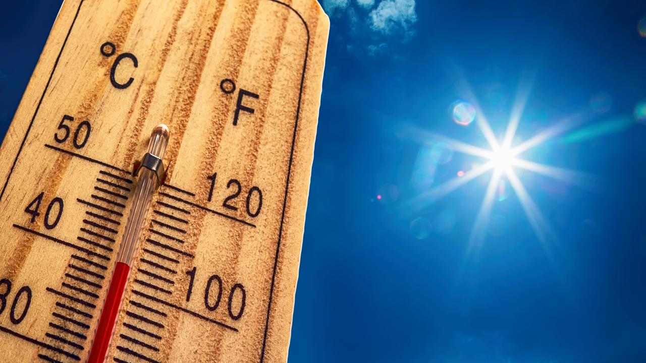 Hot weather is on the way for Toowoomba this week.