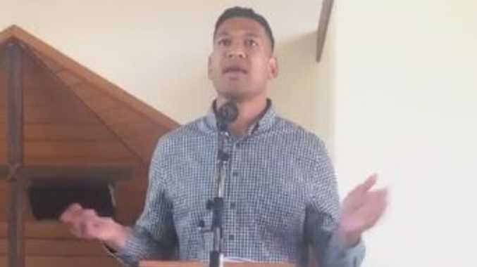Folau a crackpot on the fringes of society