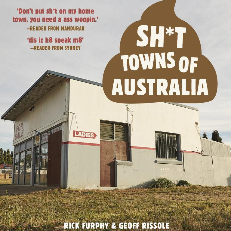 SH*T TOWNS OF AUSTRLIA ALLEN AND UNWIN, $20