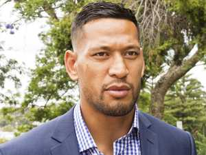 World reacts to Folau's bushfire blame