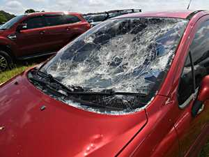 Everything you need to do if your car is damaged by hail