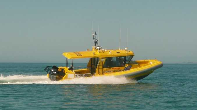 Quiet weekend for Yeppoon's coast guard