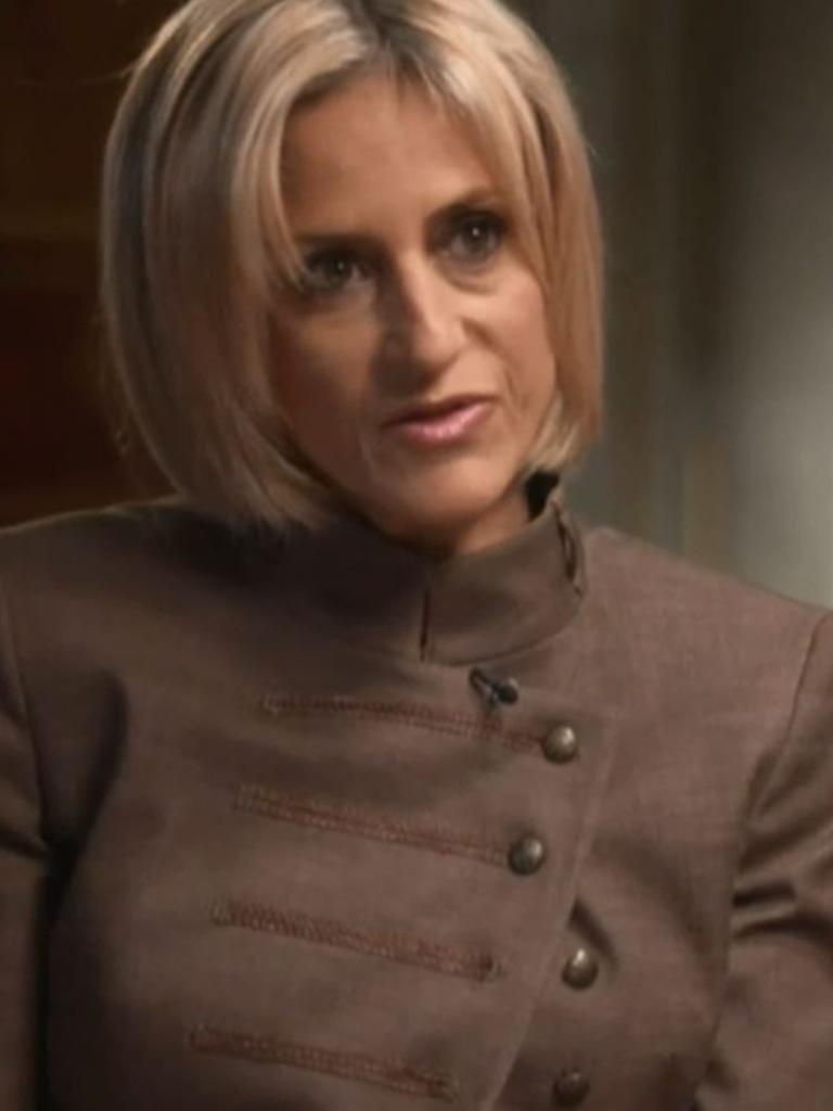 BBC Newsnight's Emily Maitlis grilled Prince Andrew. Source: BBC