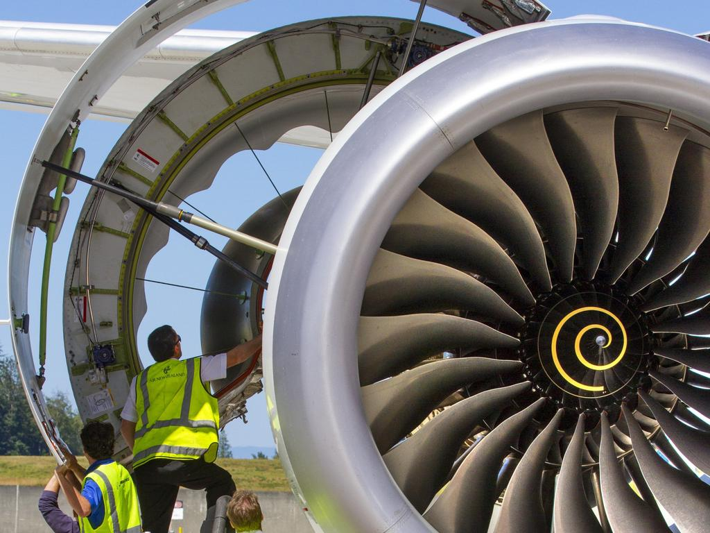 About 14,000 Air New Zealand customers will be affected by the ongoing Rolls-Royce engine checks on its 787-9 planes.