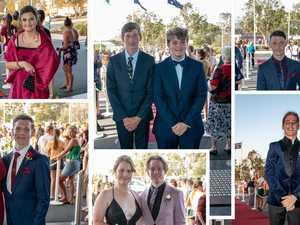 Faith students stun friends, family on red carpet