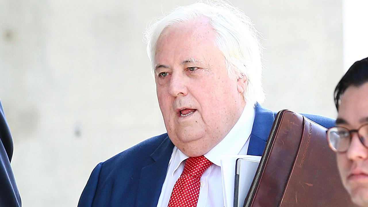 "Clive Palmer has threatened to launch a ""public relations campaign"" against the State Government and the Port of Townsville if they don't give him back Queensland Nickel's berth. But the claims have been called out as ""shenanigans"" by the Transport Minister."