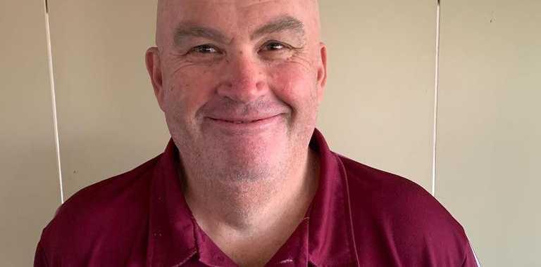 Storm Netball Club Premier League coach Dave Benson is now a Life Member of the Mackay Netball Association.