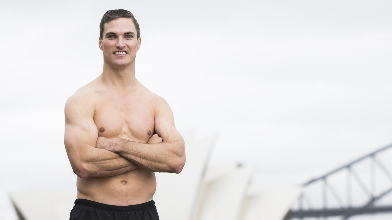 Former Rugby Sevens player Ed Jenkins will tackle the Western Sydney ironman 70.3 at Penrith.