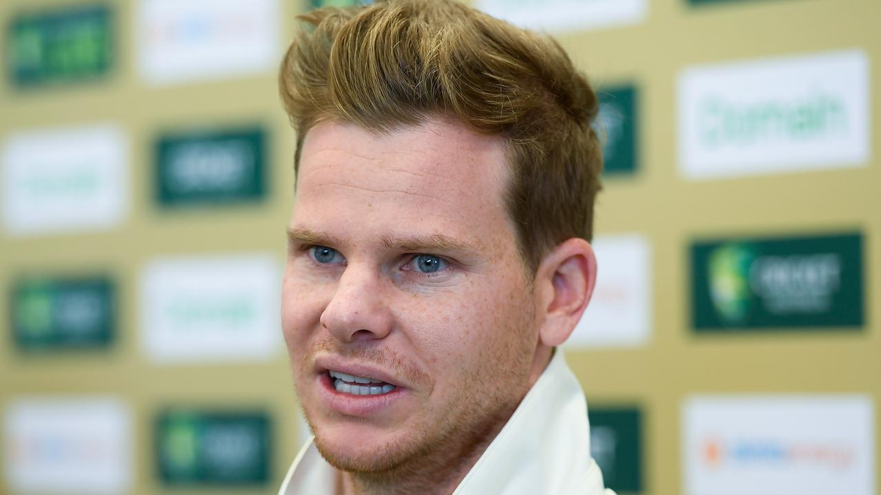 Steve Smith has apologised for his reaction to being dismissed while playing for NSW.