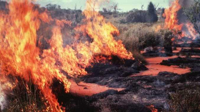 Crews at scene of fire burning near M'boro