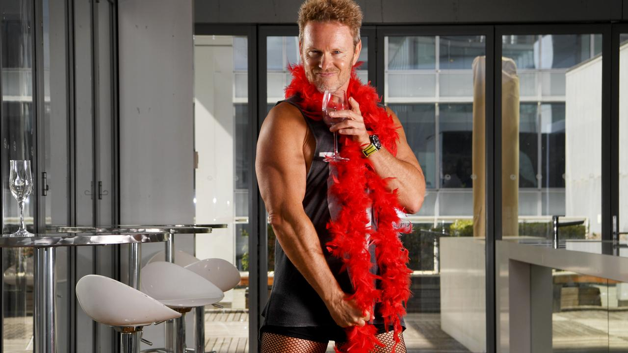 Craig McLachlan is on trial after pleading not guilty. Picture: Tricia Watkinson