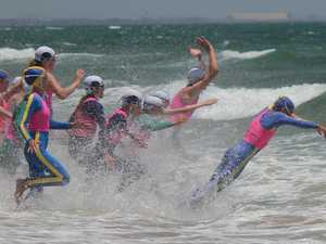 PHOTOS: Nippers show shore signs on the weekend