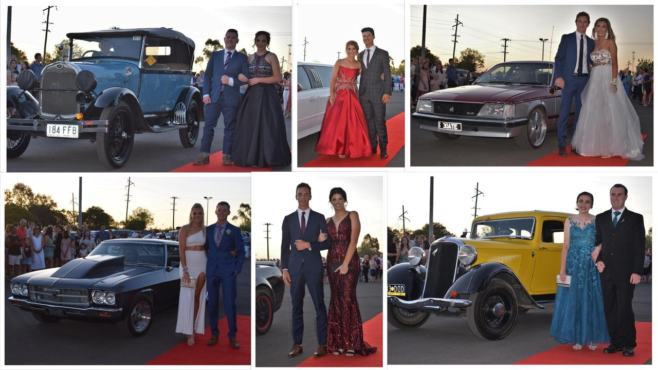 PHOTOS: Formal fever hits Dalby Christian College - Chronicle