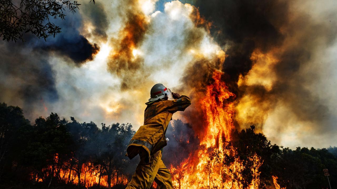 Peregian Fire 23-10