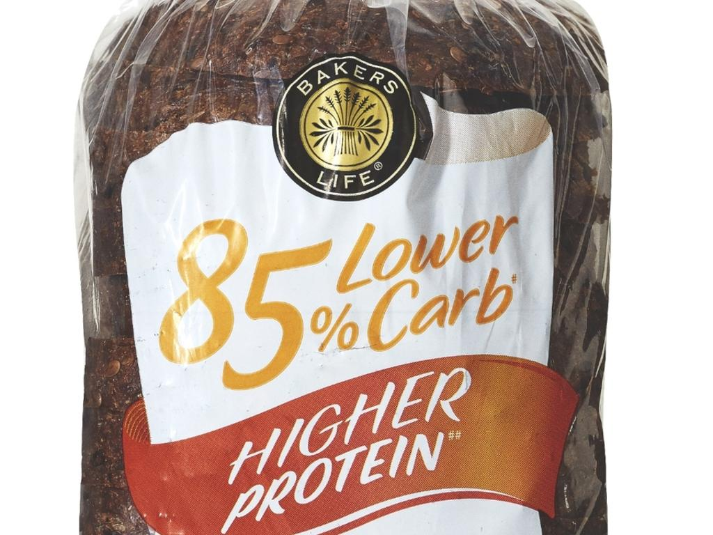 Winning products for ALDI People's Picks Awards for Australian shoppers' favourite items. Bakery: Bakers Life Lower Carb, Higher Protein Bread
