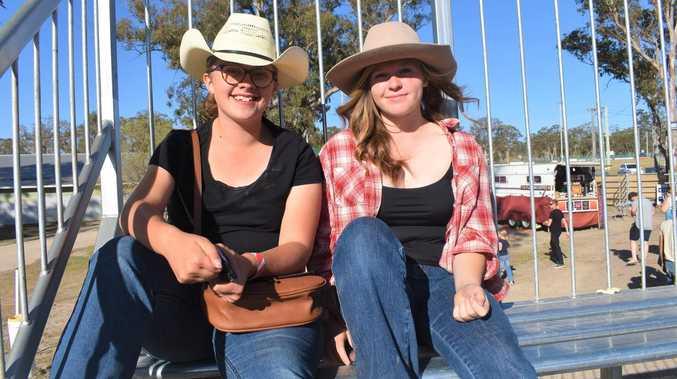 PHOTOS: 1000+ attend weekend rodeo finals