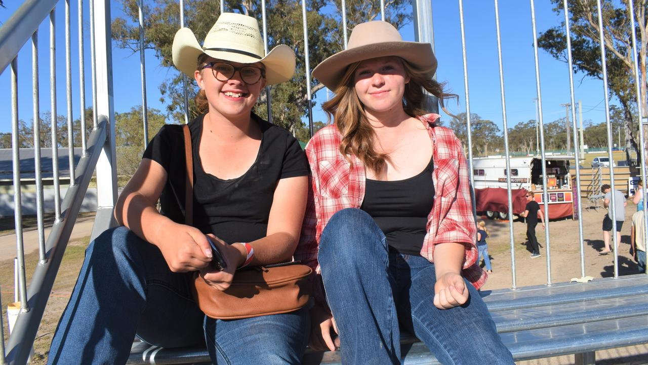 GIDDY UP: The National Rodeo Association second round of finals in Stanthorpe has been hailed a success, so much so the event will continue annually.Picture: Saavanah Bourke
