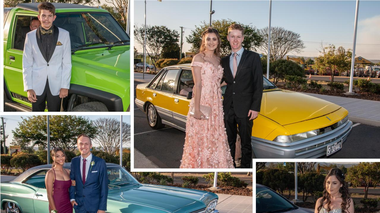 STUNNING: Lockyer District High School's graduating class took one last chance to celebrate as a cohort with their friends, family and teachers at their formal. PHOTOS: Dominic Elsome