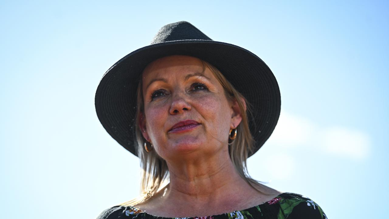 Australian Environment Minister Sussan Ley was not able to be contacted to discuss the shark control issue personally. (AAP Image/Lukas Coch)