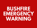 FIRE ALERT: Residents of Whiporie, Camira, Tullymorgan and Jacky Bulbin Flat to seek shelter as the fire front approaches