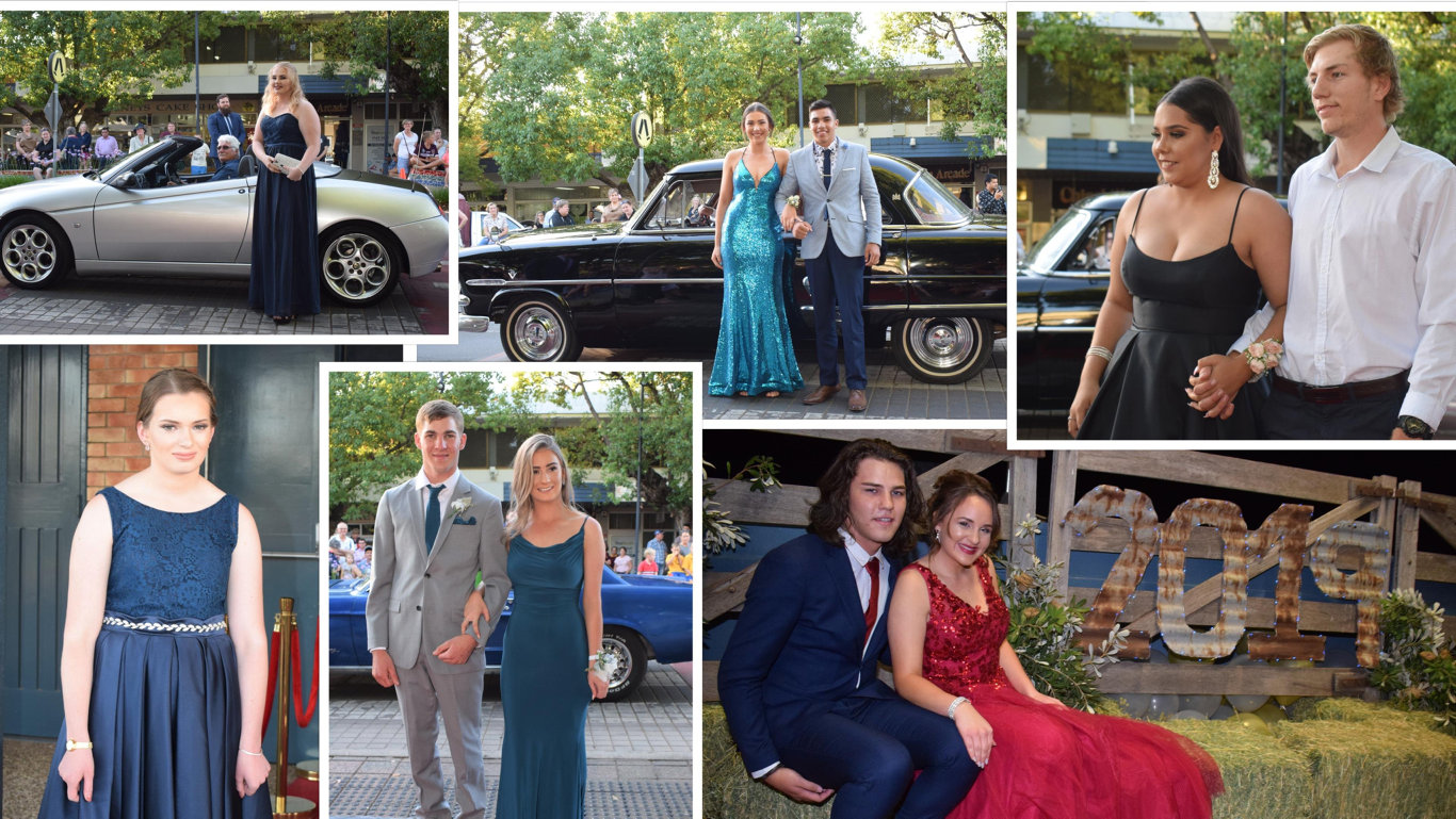 FORMAL FEVER: Every student who graced the red carpet in one mega gallery.