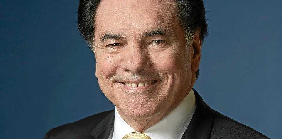 Opera Australia Artistic Director Lyndon Terracini AM.