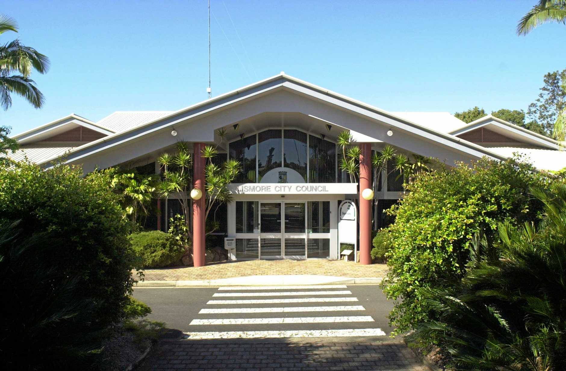 Lismore City Council Chambers. The Northern Star