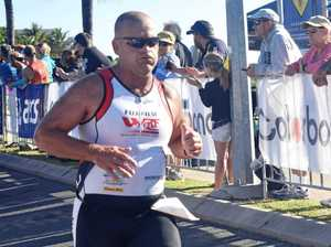 Decade of endurance: Footy player morphs into triathlete