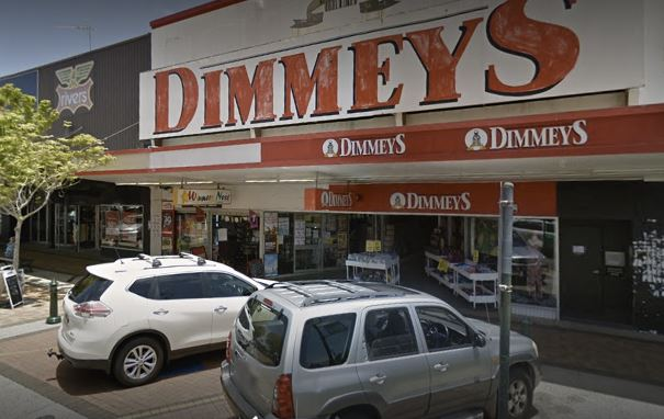 Dimmeys Bundaberg is closing, according to the business's Facebook post.