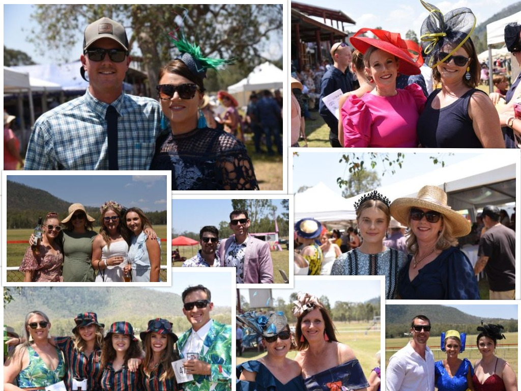 THE LOOKS: All the faces of Mount Perry Races 2019.