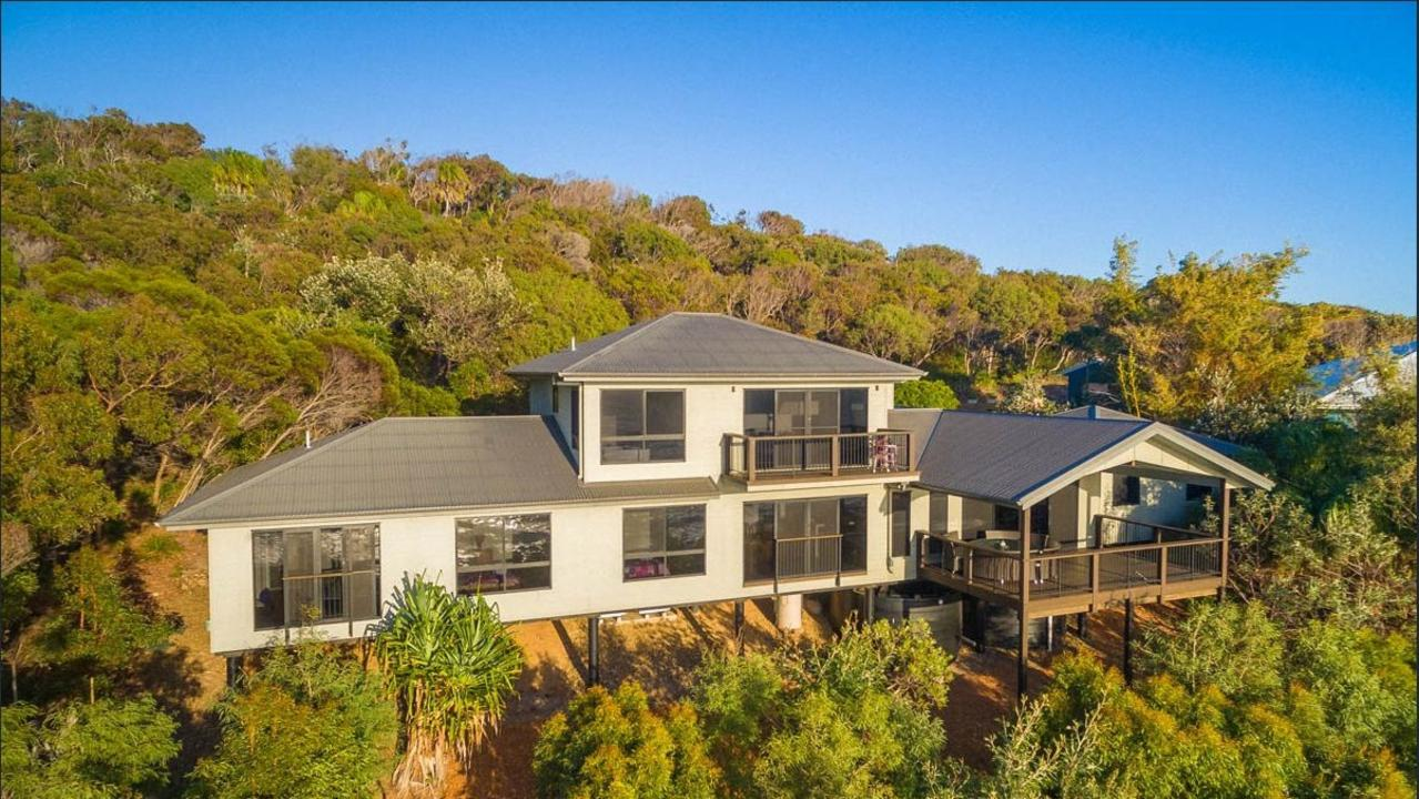 6/569 Springs Road Agnes Water is part of one of Australia's most exclusive gated community and is up for auction.