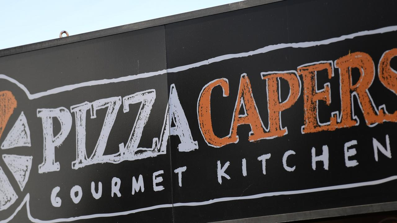 Pizza Capers is one of a number of brands owned by RFG.