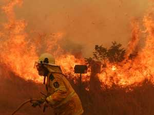 Bushfire warning: 'We are in dire straits'