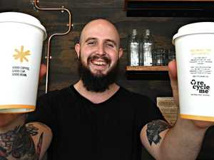 Recycling system takes Coast's coffee lovers by storm