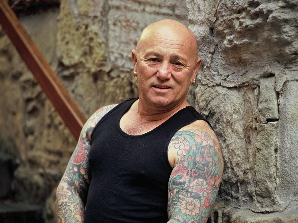 'Not coping'.... Rock icon Angry Anderson.