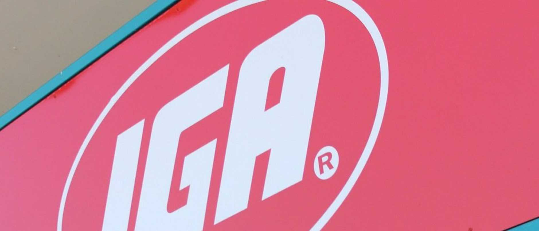 The doors of another Queensland IGA supermarket have been locked after its Carl's Jr and Cinnabon-linked owner failed to pay the landlord.