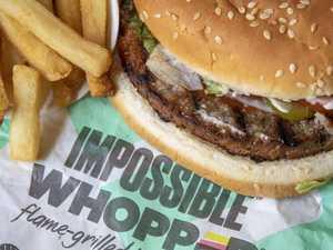 Vegan backlash over 'contaminated' burger