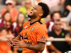 Roar striker ready to tackle old foe