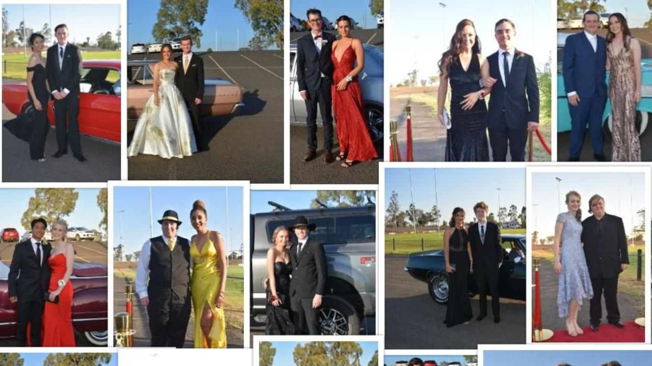 Our Lady of the Southern Cross College celebrated their year 12 formal on Tuesday night.