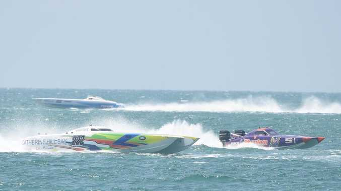 COMPETITION: How you can win ride on Superboat