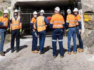 CFMEU to monitor CQ mine after evacuation