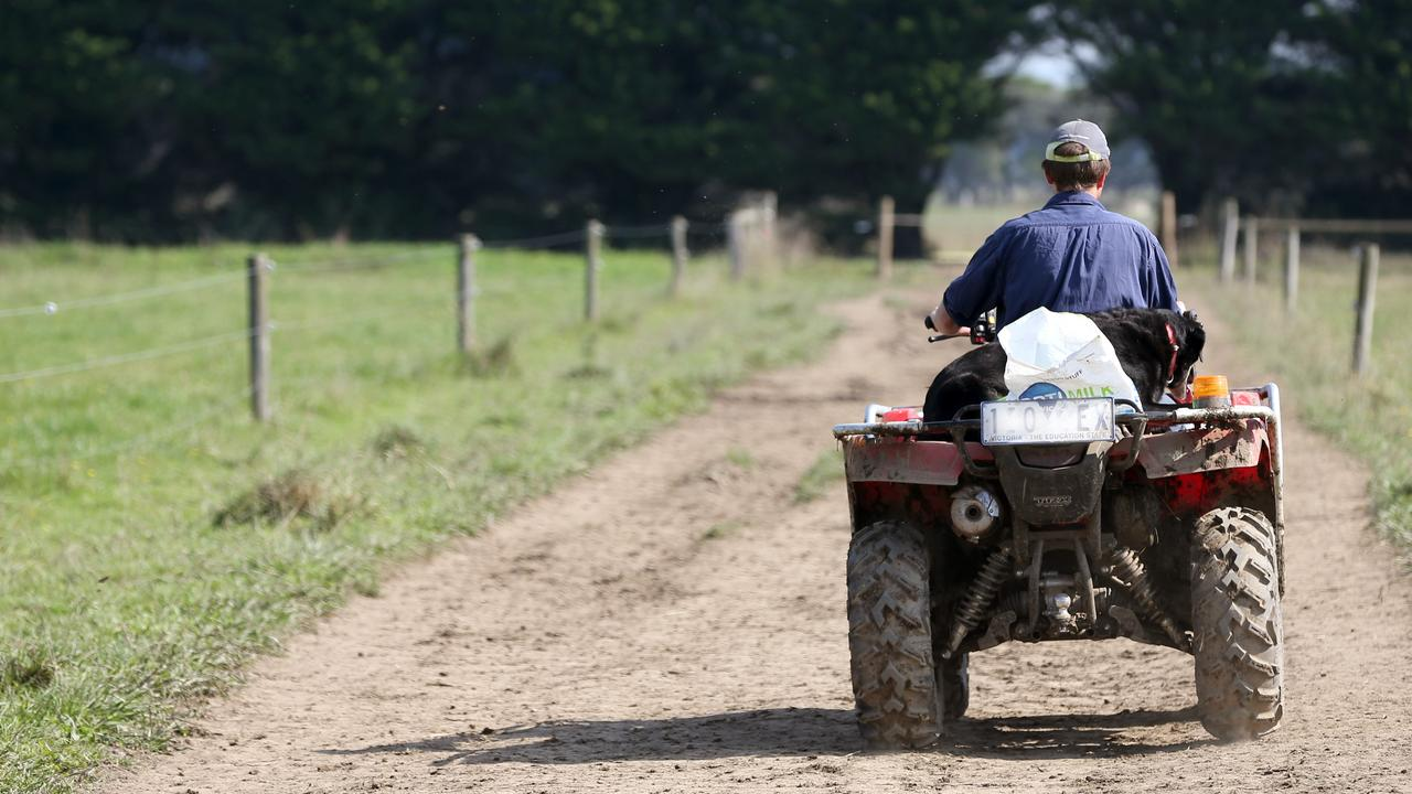 Tourists are being encouraged to enjoy farm stays to help support regional and rural farmers while trying something different.