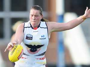 AFLW star sledged over body shape