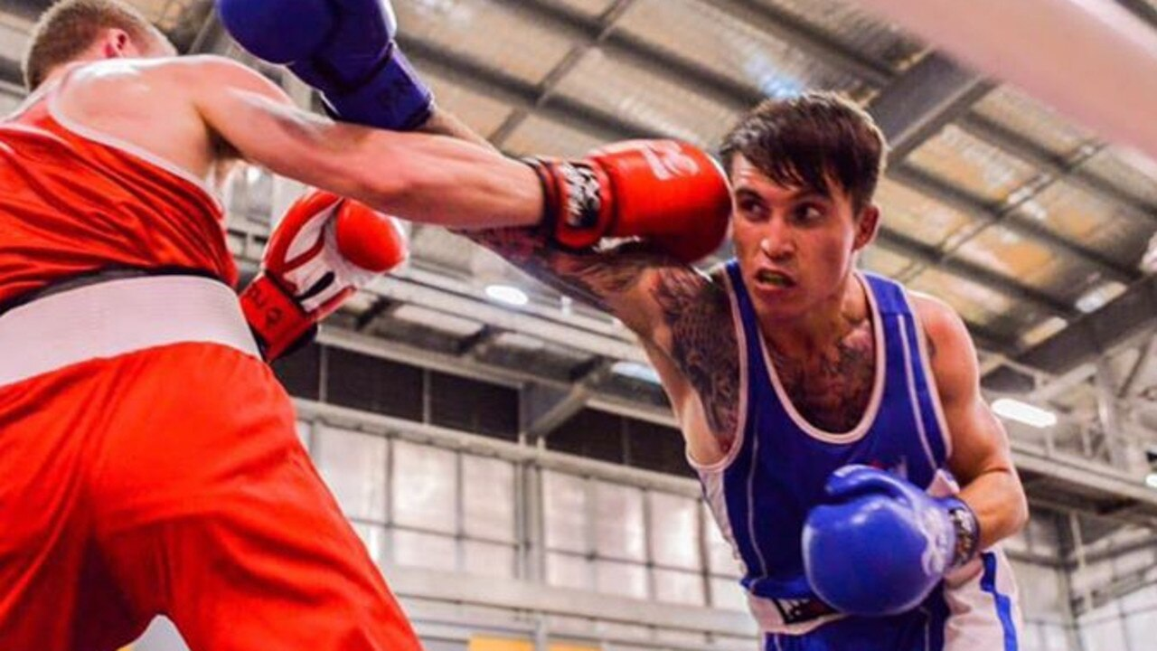 LEARNING OPPORTUNITY: Archer Street Boxing's Justin McLeod is part of a Boxing Queensland squad training and competing in the Philippines. Pictures: MAD DOG PRODUCTIONS