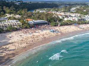 Noosa Tri strikes pure gold in state's tourism awards