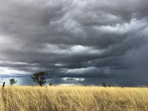 WEATHER WATCH: Thunderstorms approach Central Highlands