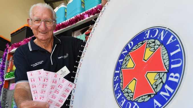 65 YEARS ON: Volunteers keep Christmas wheel spinning