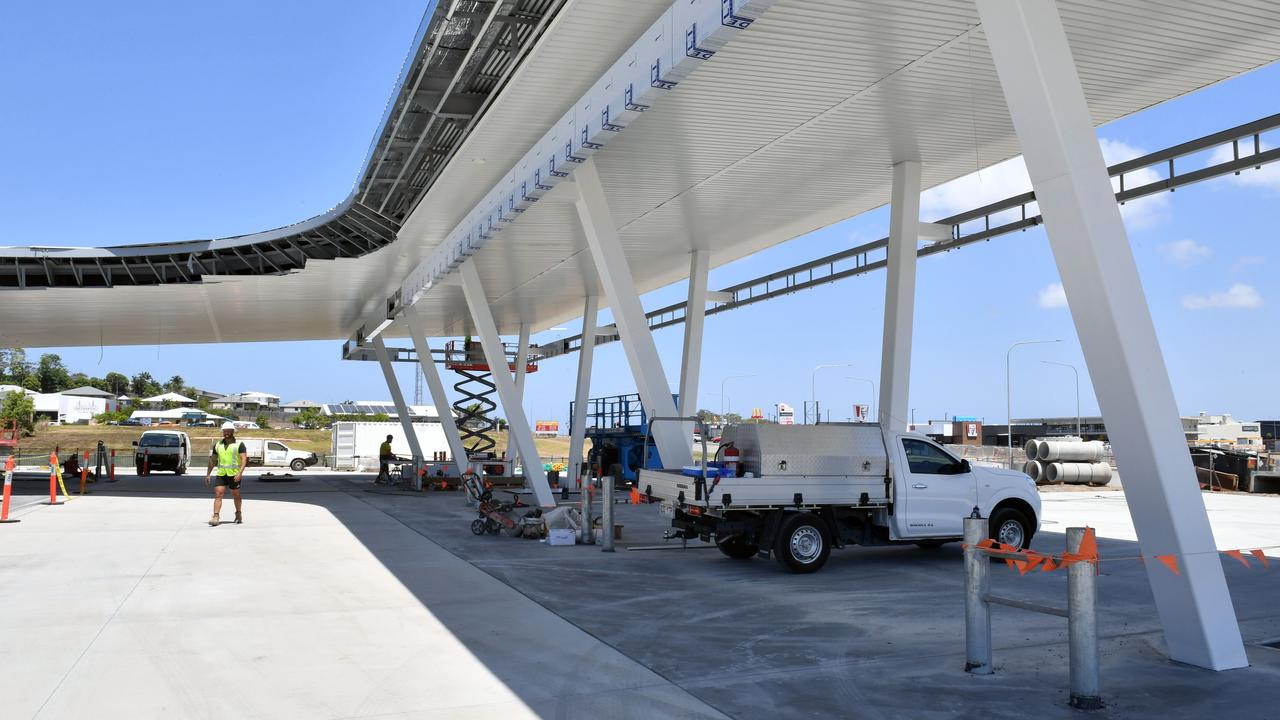 The new Stellarossa and BP site at Rural View will boast extra wide lanes with ten bowsers.